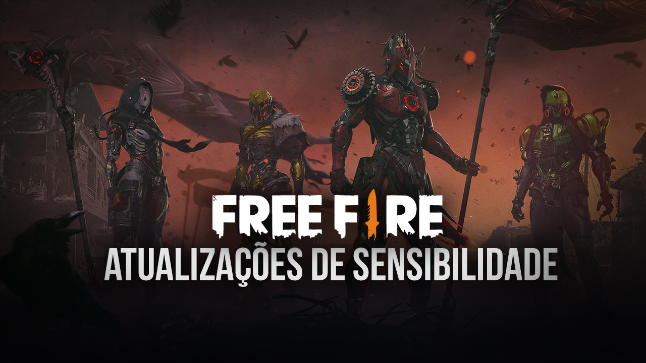 Atualização de Sensibilidade para o Free Fire – As melhores configurações de sensibilidade para o Free Fire no PC