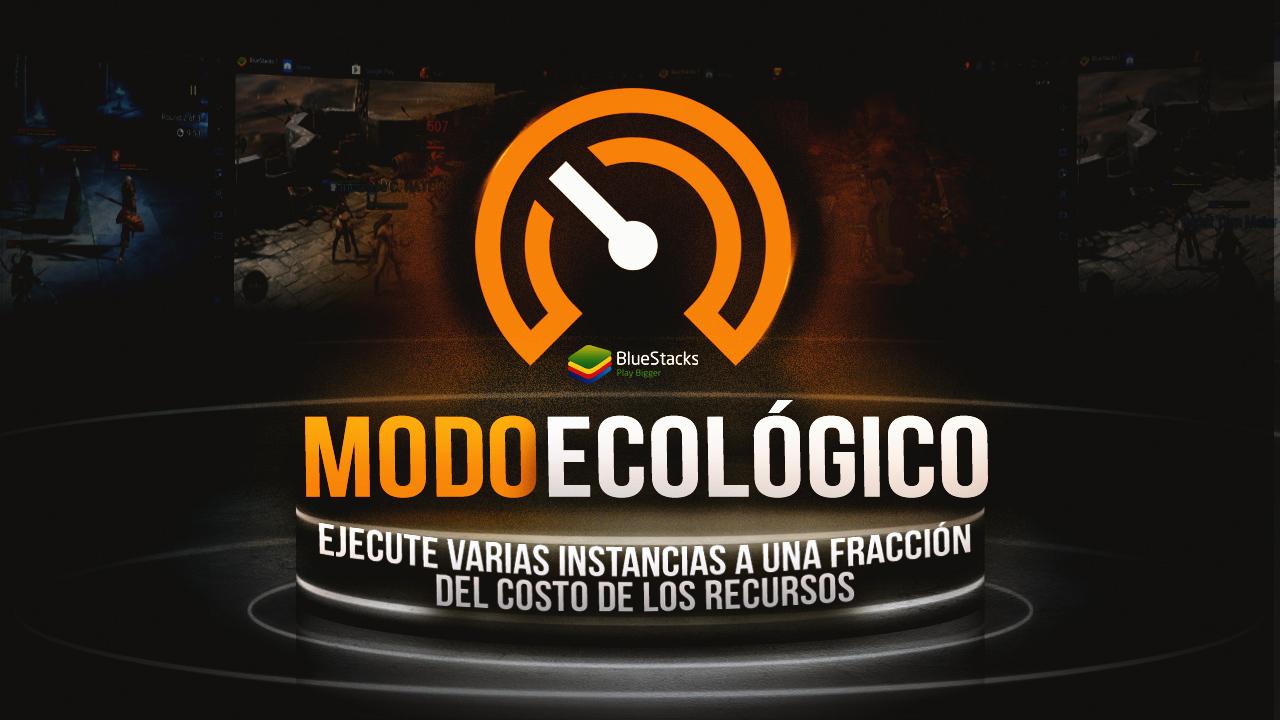 BlueStacks Eco Mode – Rode Várias Instâncias Exigindo Menos Recursos do Seu PC