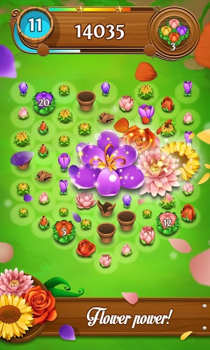Play Blossom Blast Saga on pc 4