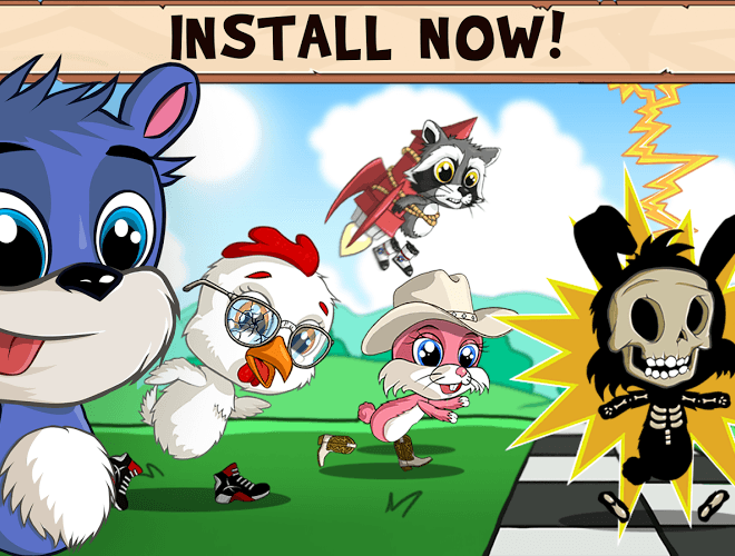 Play Fun Run 2 – Multiplayer Race on PC 8