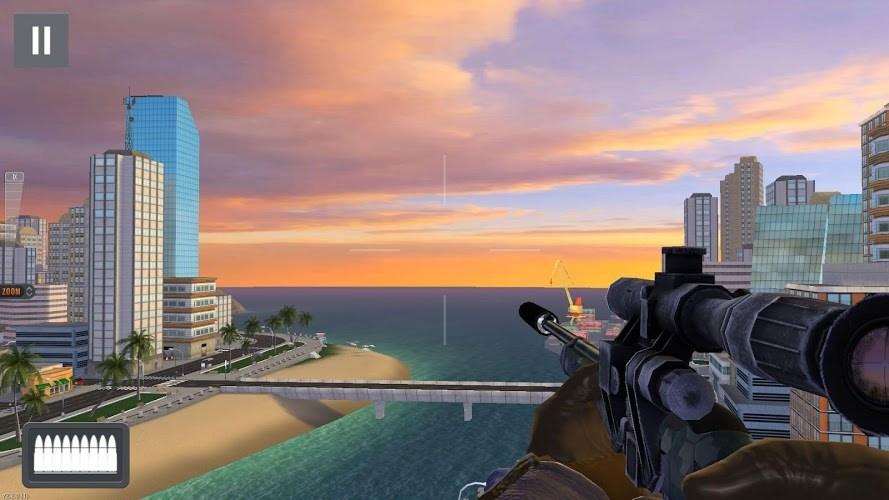 Sniper 3D Assassin İndirin ve PC'de Oynayın 6