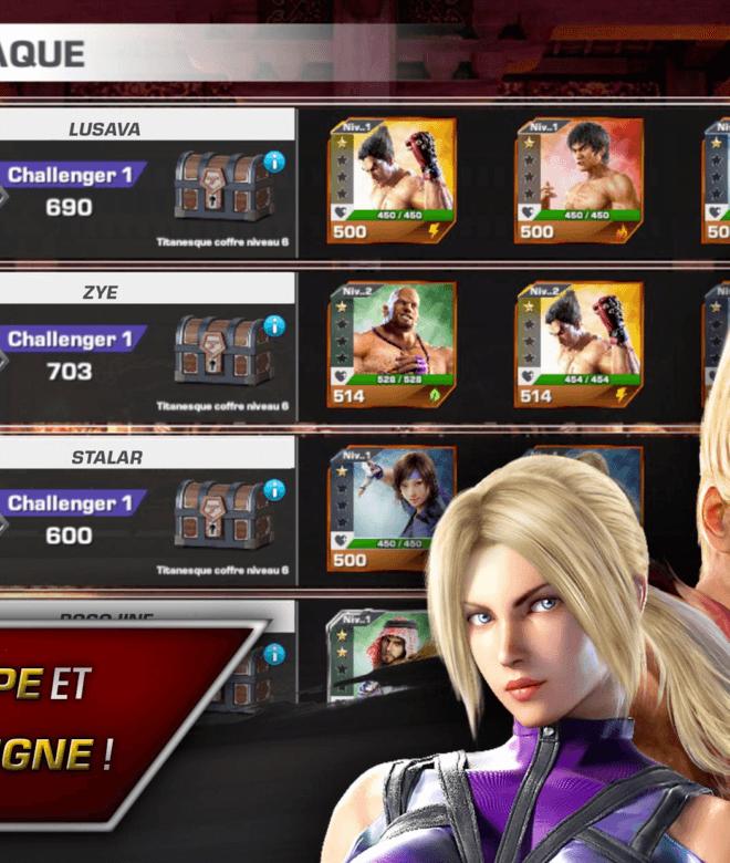 Jouez à  Tekken sur PC 7
