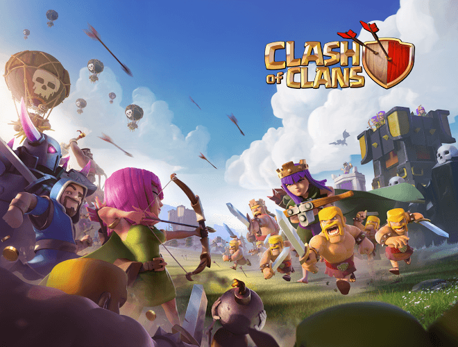 Main Clash of Clans on PC 10
