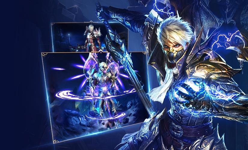 Legacy of Discord: начало игры