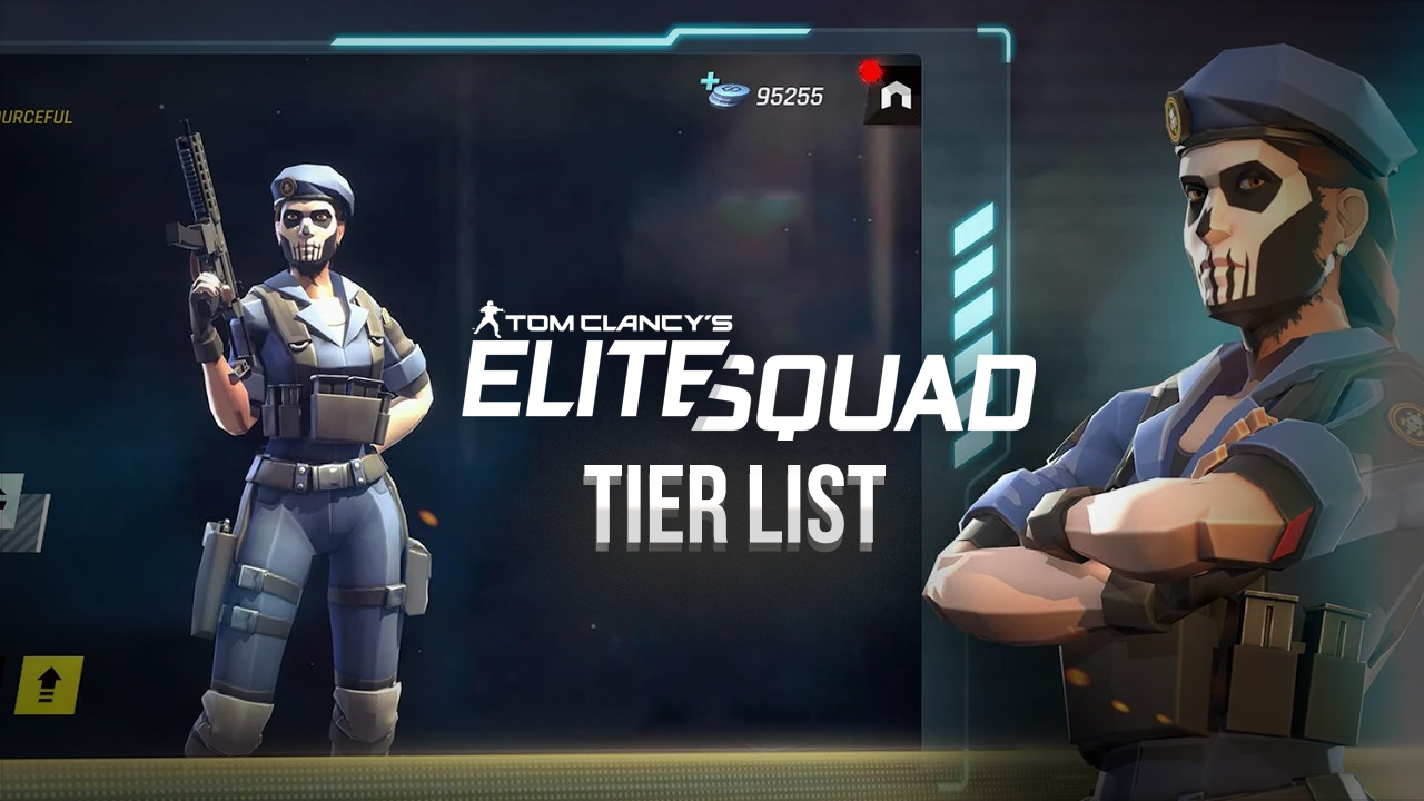 Tom Clancy's Elite Squad Tier List – A Guide on the Best Operators for Each Role