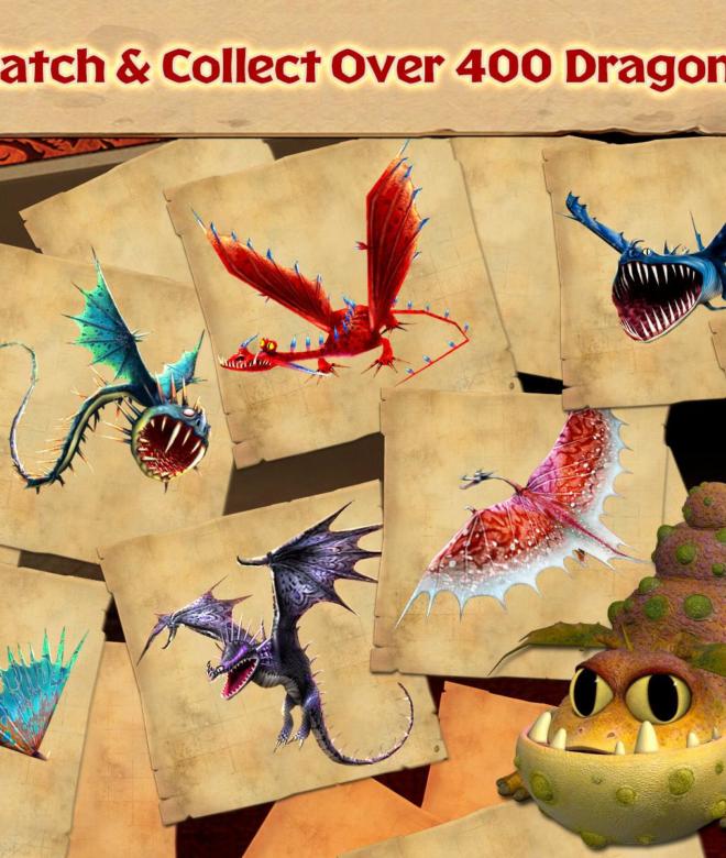 Играй Dragons: Rise of Berk На ПК 7