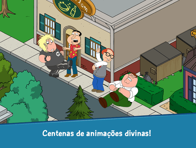 Jogue Family Guy: The Quest for Stuff para PC 16