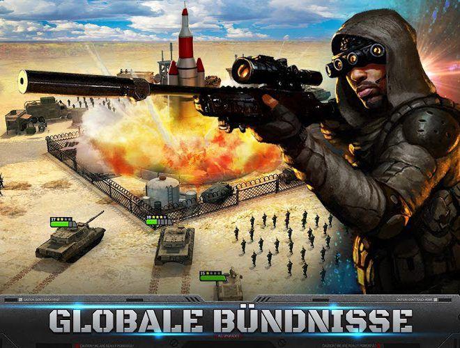 Spiele Mobile Strike Epic War auf PC 12
