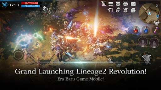 Main Lineage 2 Revolution on PC 3