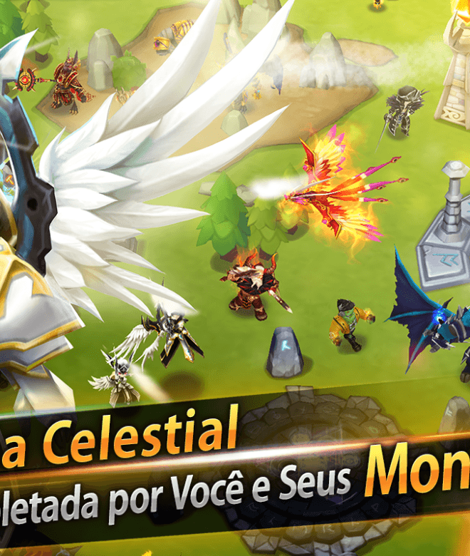 Jogue Summoners War Sky Arena para PC 17