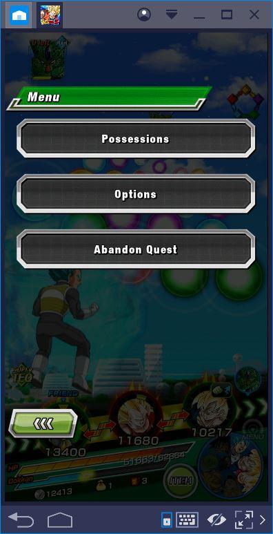 Dragon Ball Z Dokkan Battle: Guida per le Missioni e gli Eventi