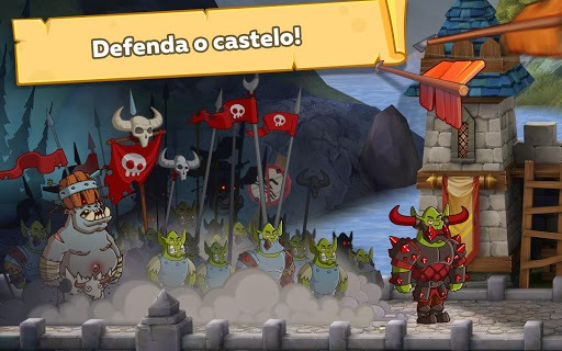 Jogue Hustle Castle- Fantasy Kingdom para PC 5