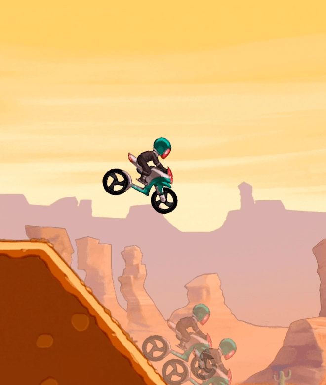 Играй Bike Race На ПК 4