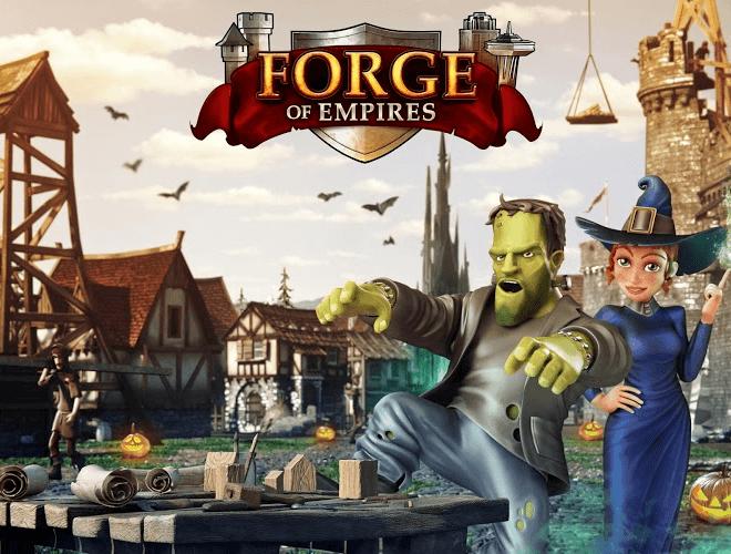 Jouez à  Forge of Empires sur PC 3