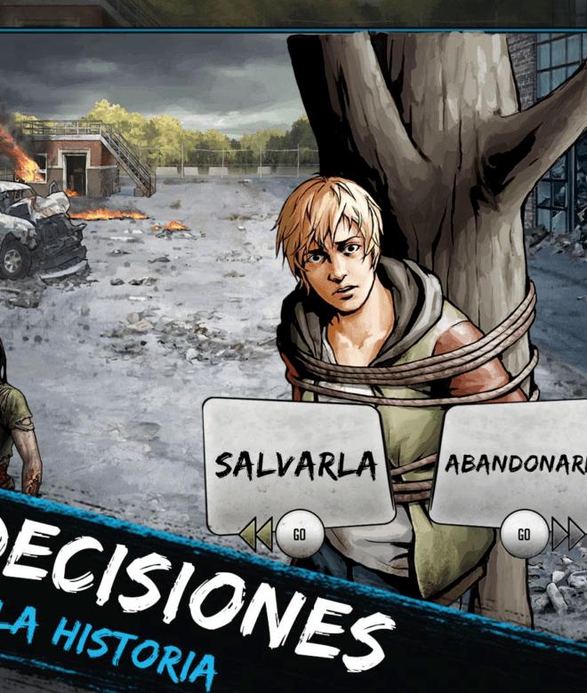 Juega The Walking Dead: Road to Survival en PC 3