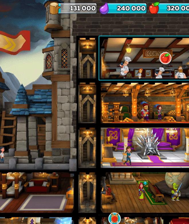 Hustle Castle – Kale ve Klan İndirin ve PC'de Oynayın 9