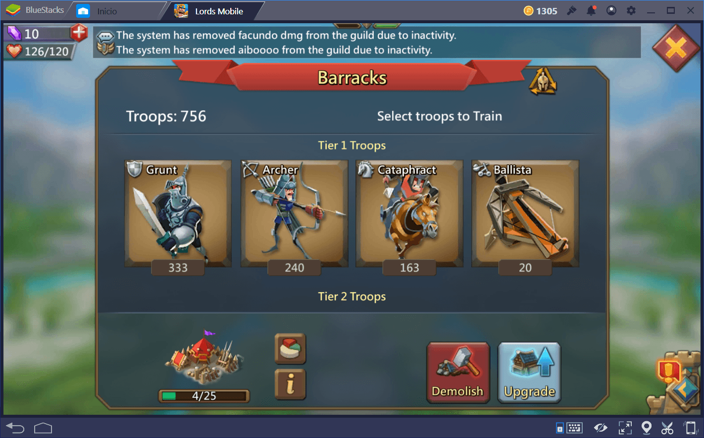 A Guide to Structures and Buildings in Lords Mobile