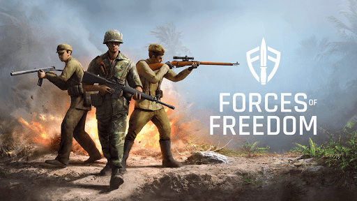 Играй Forces of Freedom На ПК 3