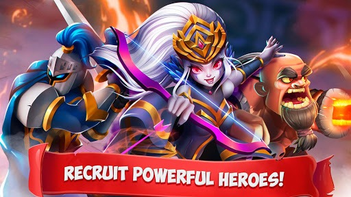 Play Epic Summoners: Battle Hero Warriors – Action RPG on PC 9