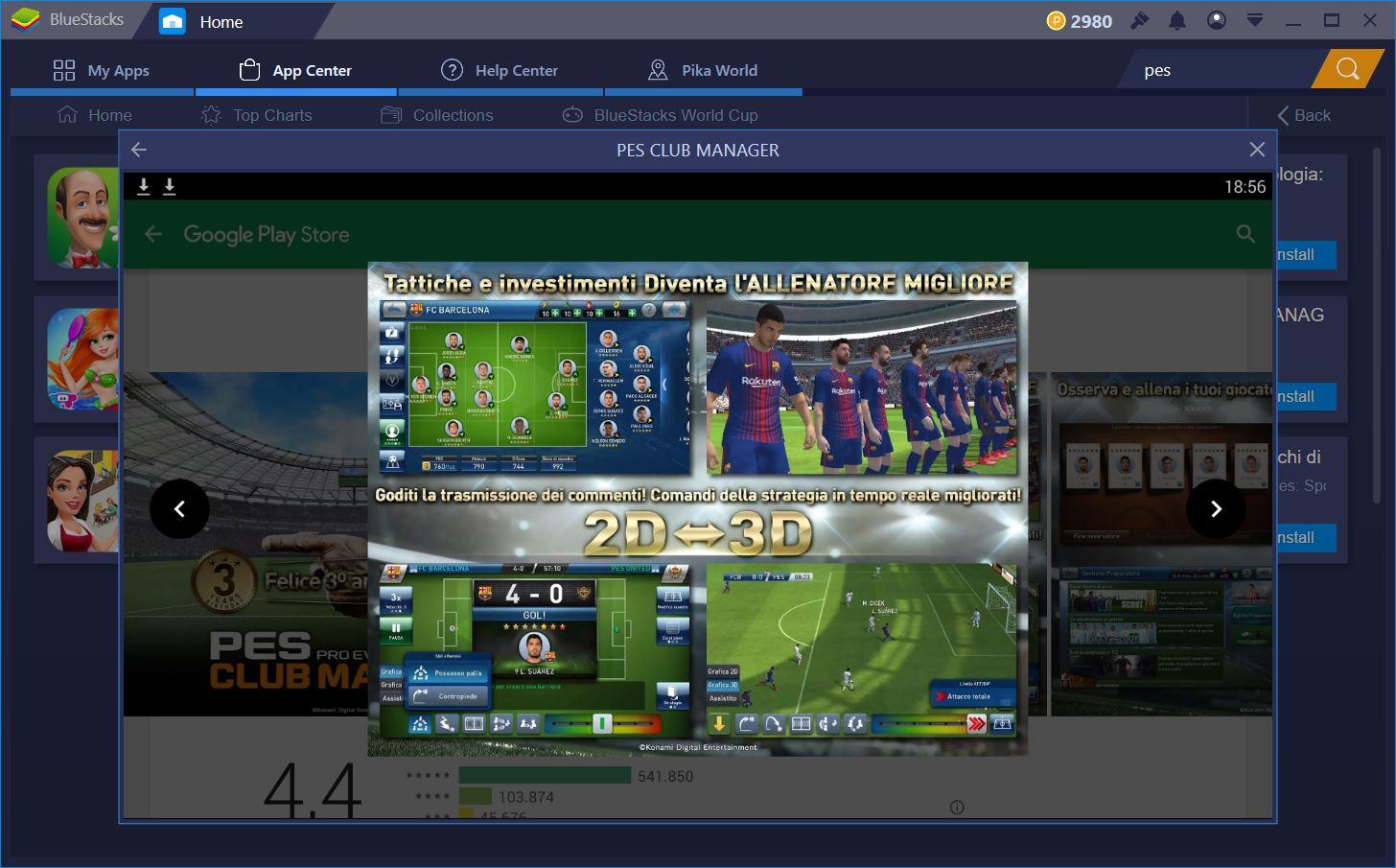 Cinque Giochi simili a FIFA Mobile