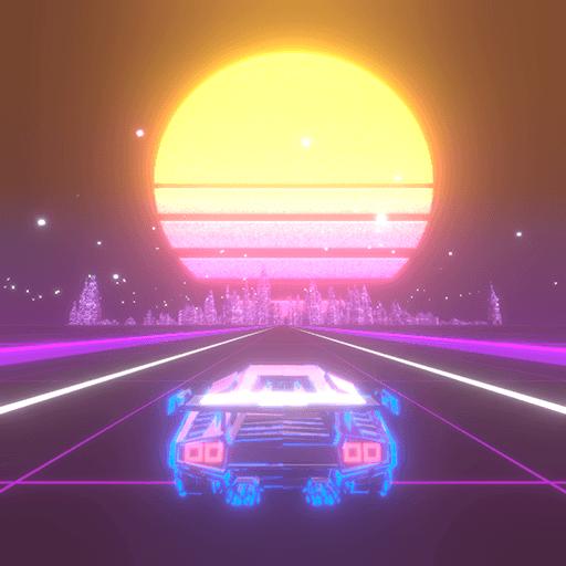 Играй Music Racer На ПК 1