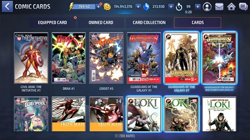 Jogue MARVEL Future Fight para PC 24