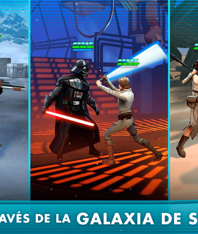 Juega Star Wars™: Galaxy of Heroes en PC 4