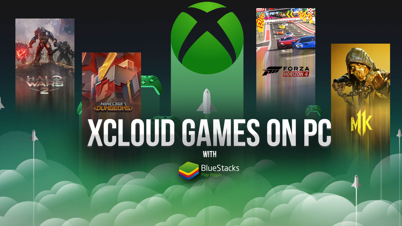 7 Most Popular Xbox games on xCloud you can play on your PC with BlueStacks