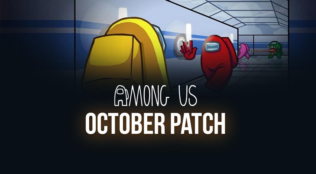 Что нас ждет в октябрьском обновлении Among Us?
