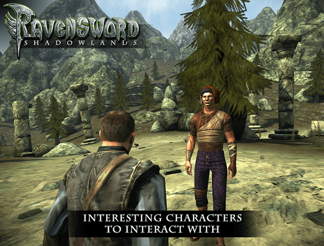 Play Ravensword: Shadowlands on PC 12