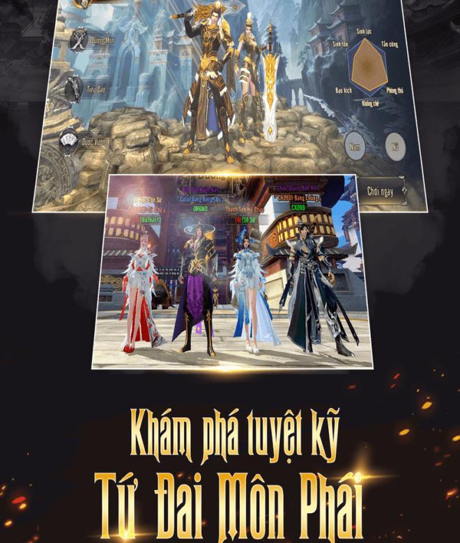 Play Kiếm Khách VNG on PC 4