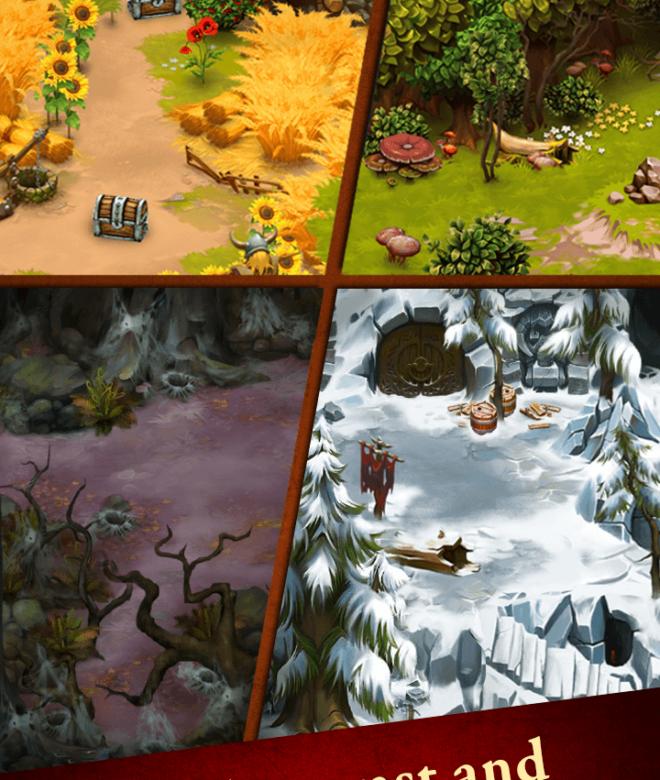 Guild of Heroes İndirin ve PC'de Oynayın 6