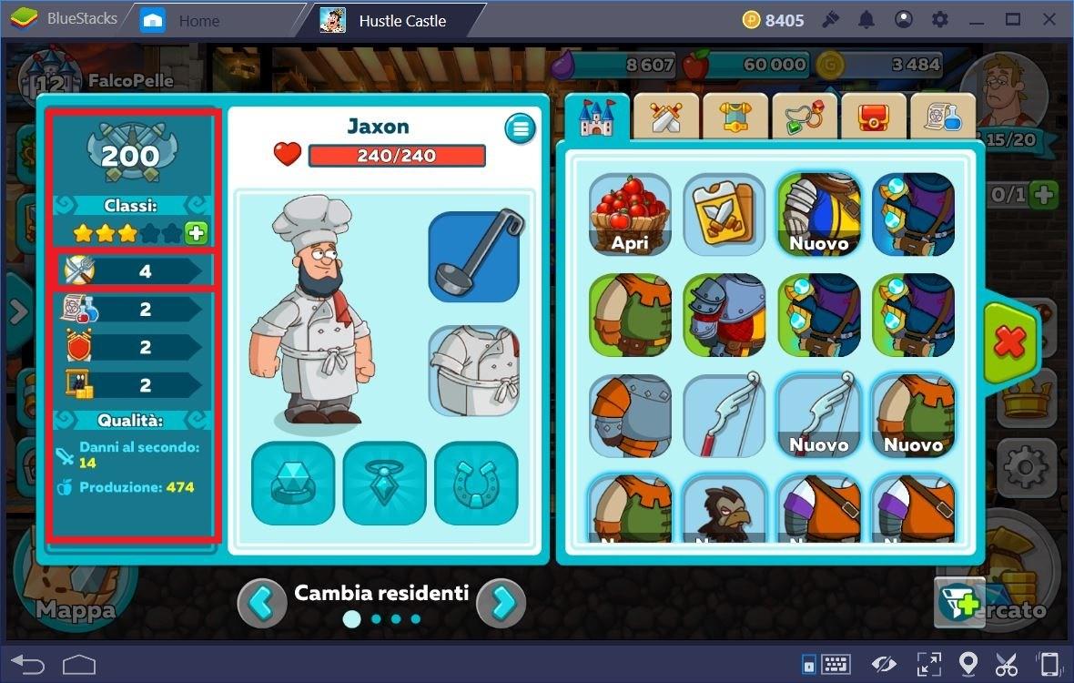 Hustle Castle: Castello Magico La guida per i nuovi giocatori