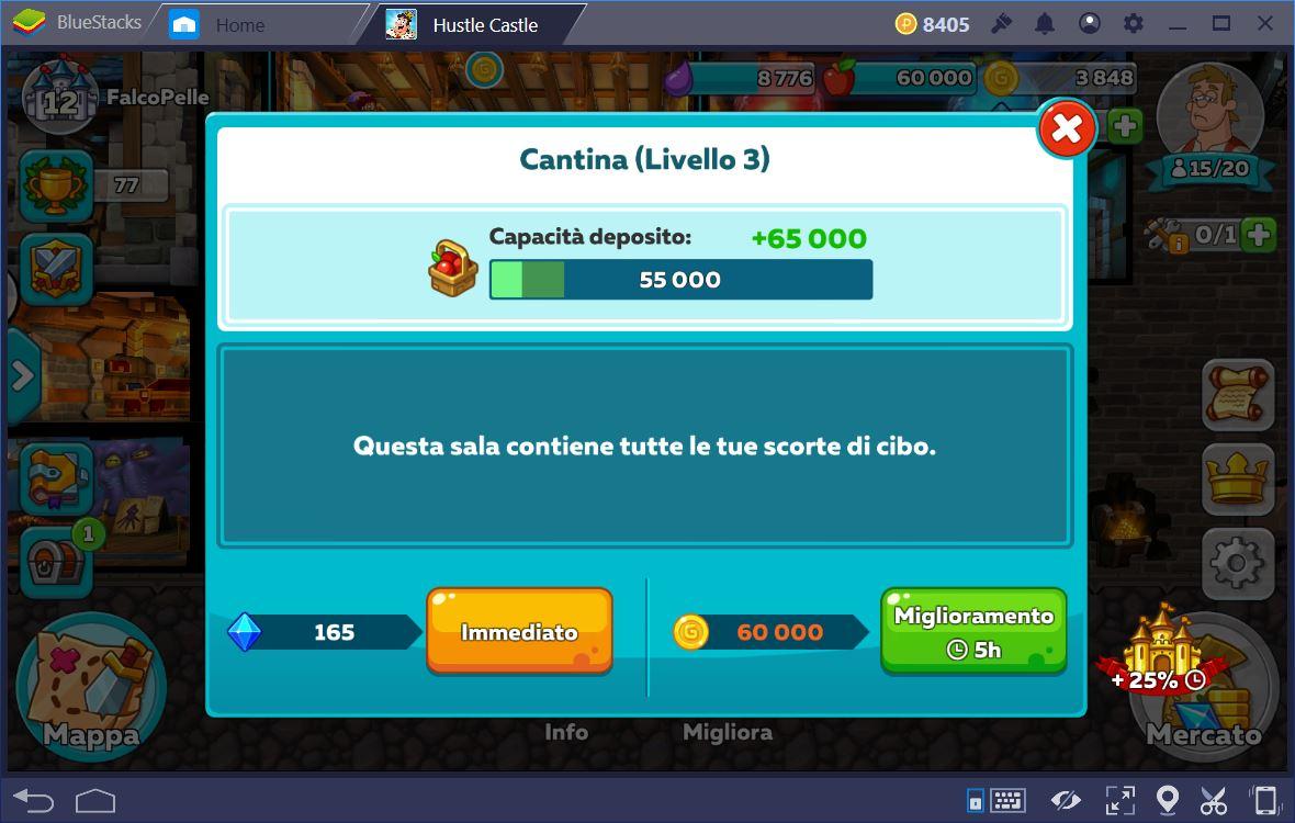 Hustle Castle: Castello Magico Trucchi e Consigli