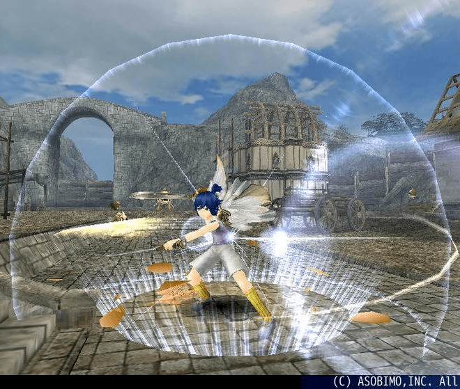 Main RPG Toram Online on PC 26
