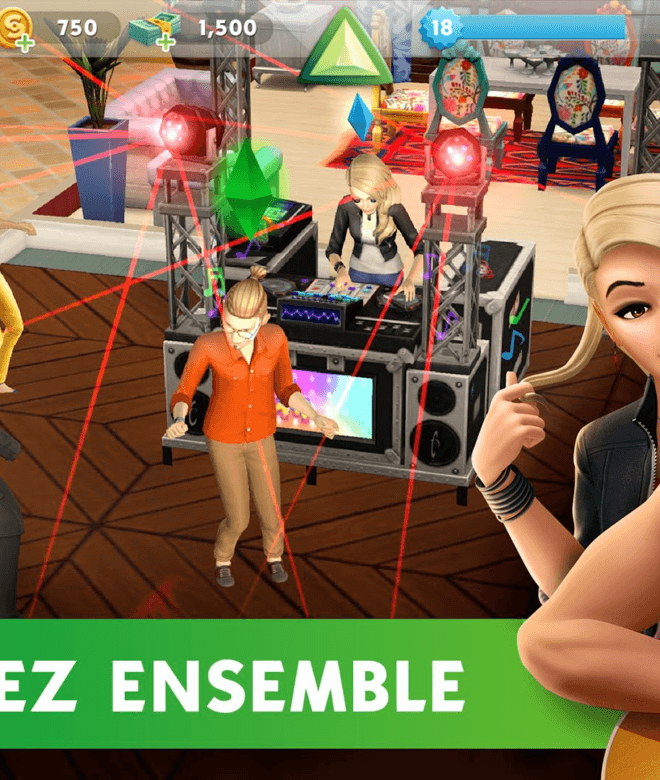 Jouez à  The Sims Mobile sur PC 18