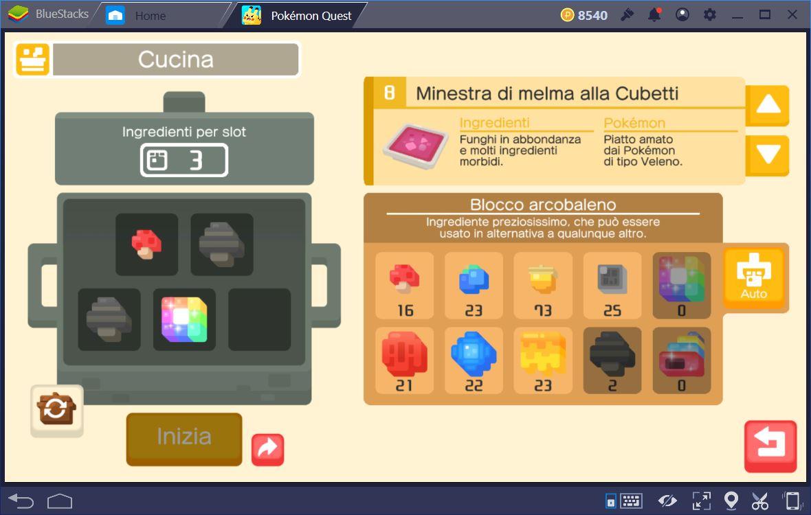 Pokémon Quest: Come Ottenere Starters e Pokémon Leggendari