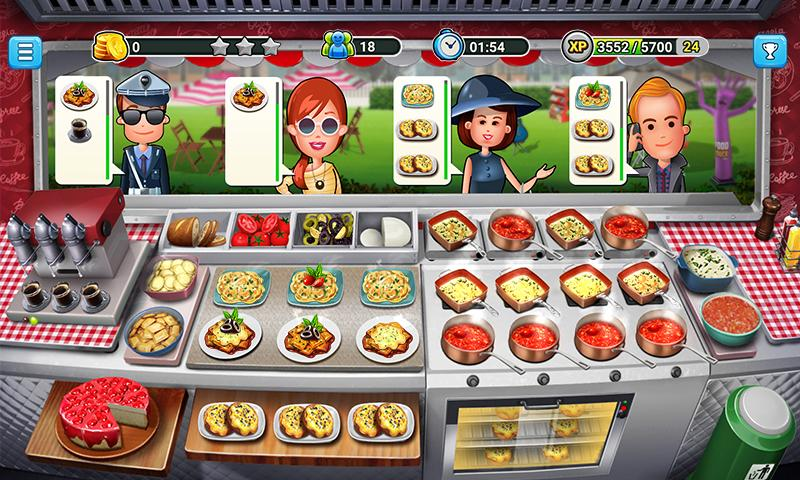 Play Food Truck Chef™: Cooking Game on PC 5