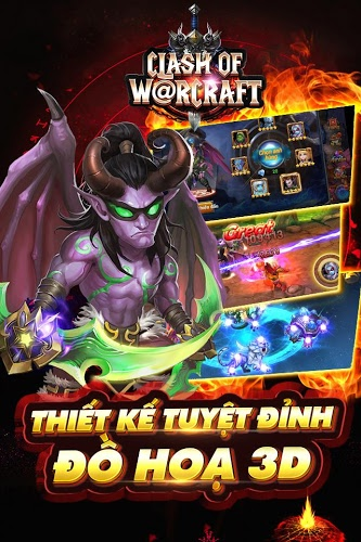 Chơi Clash Of Warcraft on PC 11