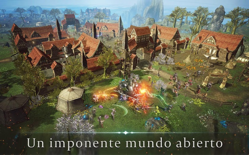 Juega Lineage 2 Revolution en PC 3