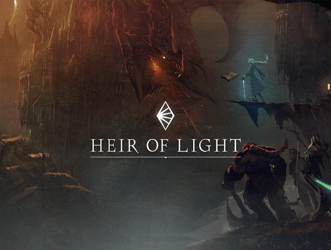 เล่น Heir of Light on PC 2