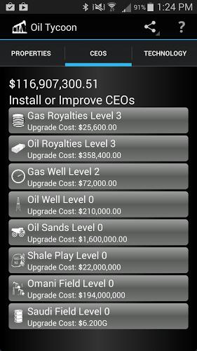 เล่น Idle Oil Tycoon on PC 7