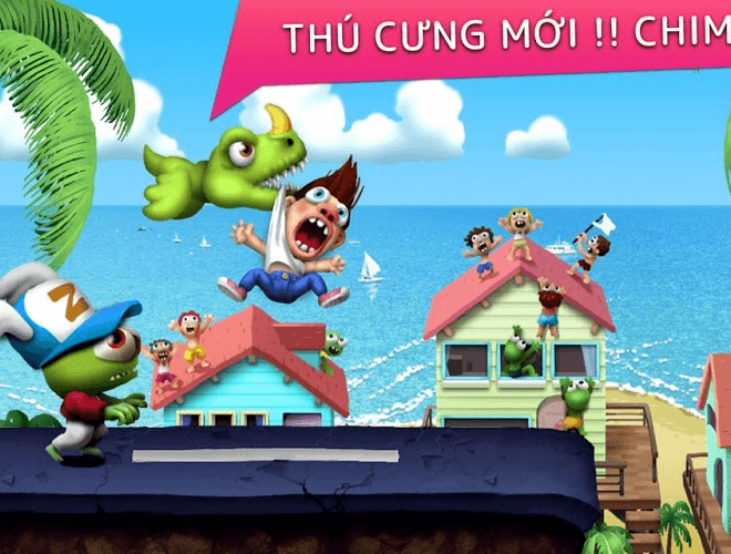 Chơi Zombie Tsunami on PC 3