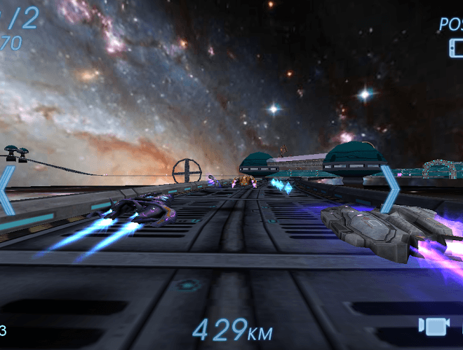 Chơi Space Racing 3D – Star Race on PC 4