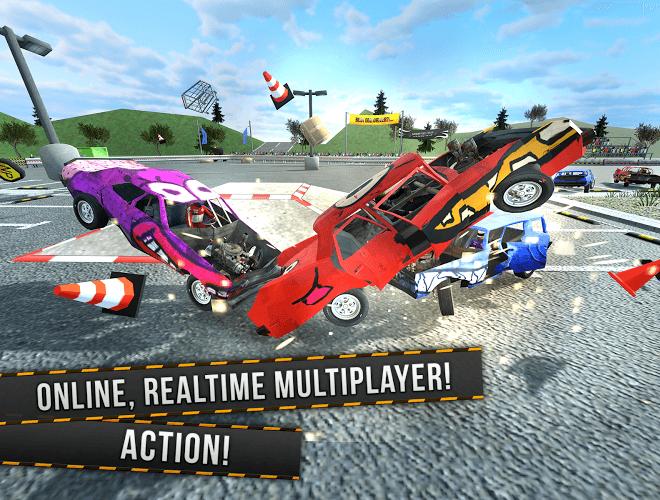 Play Demolition Derby Multiplayer on PC 14