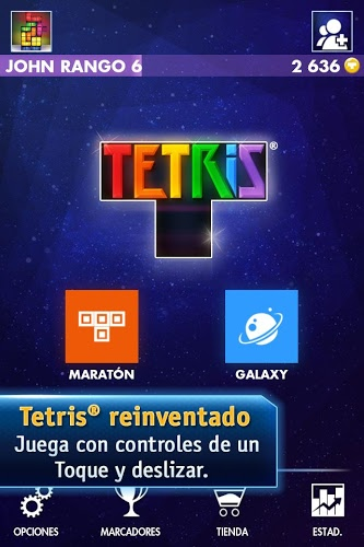 Juega Tetris on PC 2