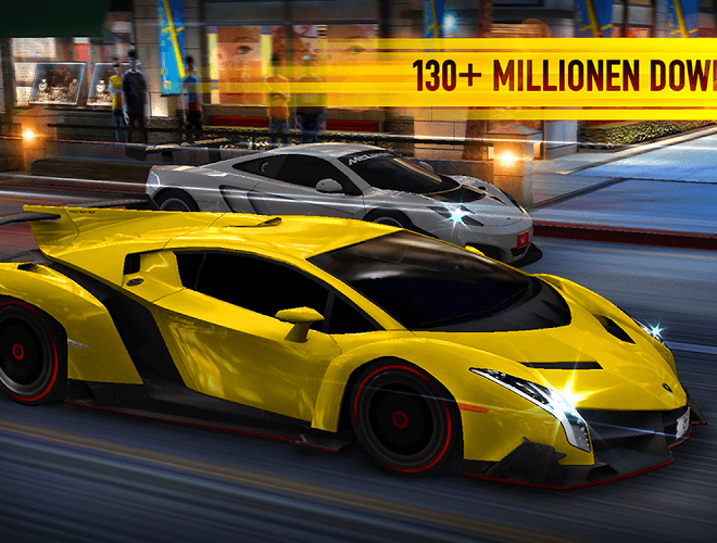 Spielen CSR Racing on PC 3