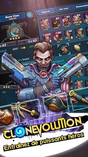 Jouez à  Clone Evolution: War of the Mutants sur PC 5