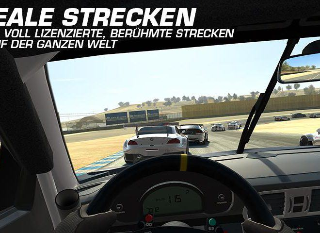 Spielen Real Racing 3 on pc 5