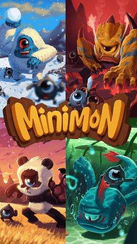 Играй Минимон: Приключение Миньонов На ПК 3